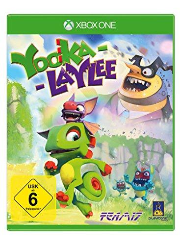 Yooka-Laylee - [Xbox One]