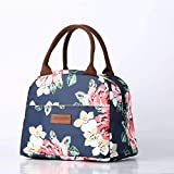 Lunch Bag,Thermal/Cool lunchbag, with Large Capacity and Waterproof Material. Portable for Women
