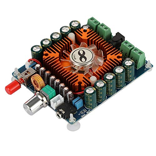 Taidallo XH-M521 4 kanalen 50 W x 4 stereo audio versterker voor gereedschappen en klussen