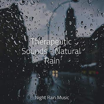 Therapeutic Sounds - Natural Rain