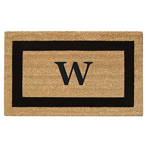 monogram frame - 6