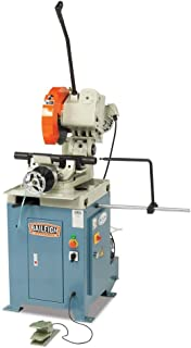 Baileigh CS-350P Heavy Duty Manual Cold Saw with Pneumatic Vice, 3-Phase 220V, 4/3hp Motor, 14