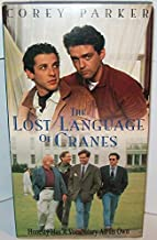 The Lost Language of Cranes - VHS Tape - 1992