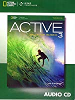 Active Skills for Reading - Level 3 - Audio CD ( 3rd ed )