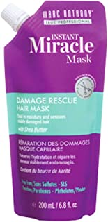 Marc Anthony Instant Miracle Damage Rescue Hair Mask, 200 ml, 129337