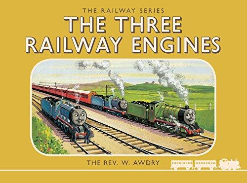 The Thomas the Tank Engine the Railway Seriesthe Three Railway Engines Number 1 (Classic Thomas the Tank Engine)