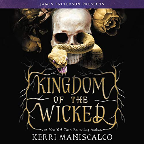 Kingdom of the Wicked cover art