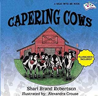 Capering Cows (Read with Me)