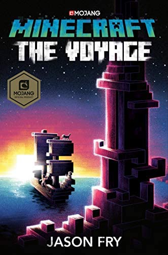 Minecraft The Voyage An Official Minecraft Novel product image