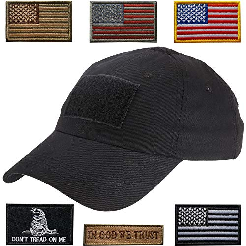 Best Buy! Lightbird Military Patch Hat,Operator Cap,Tactical Army Hats for Men
