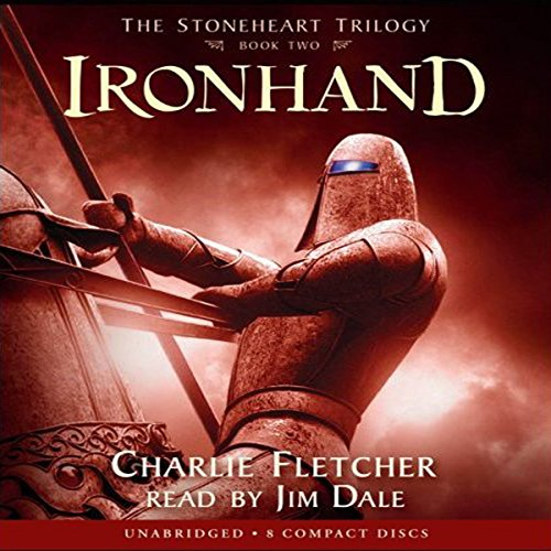 Ironhand cover art
