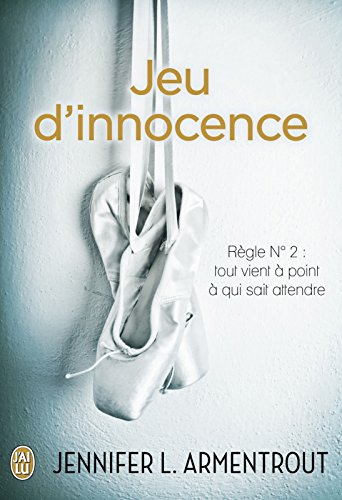 Jeu d'innocence (FICTION FANTASM)