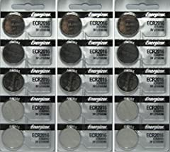 15 Energizer CR2016 Lithium Batteries 15 Pack
