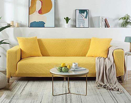 lxylllzs Sofa ÜBerwurf Stretch Sofabezug,Lazy Stretch-Sofabezug, All-Inclusive-Vier-Jahreszeiten-Universal-Sofabezug-9_235-300CM,Sofabezug FüR Sofa, Sofaschutz
