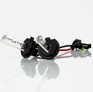 XENTEC H7 6000K HID Xenon Bulb x 1 pair (Ultra White)