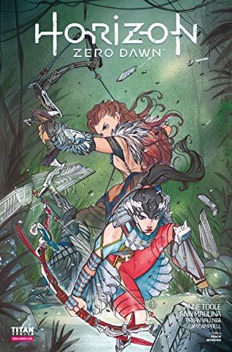 Horizon Zero Dawn #4 (English Edition)