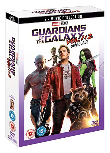 Guardians of the Galaxy Doublepack [UK Import]