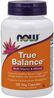 海外直送品 Now Foods True Balance Multi, 120 Caps