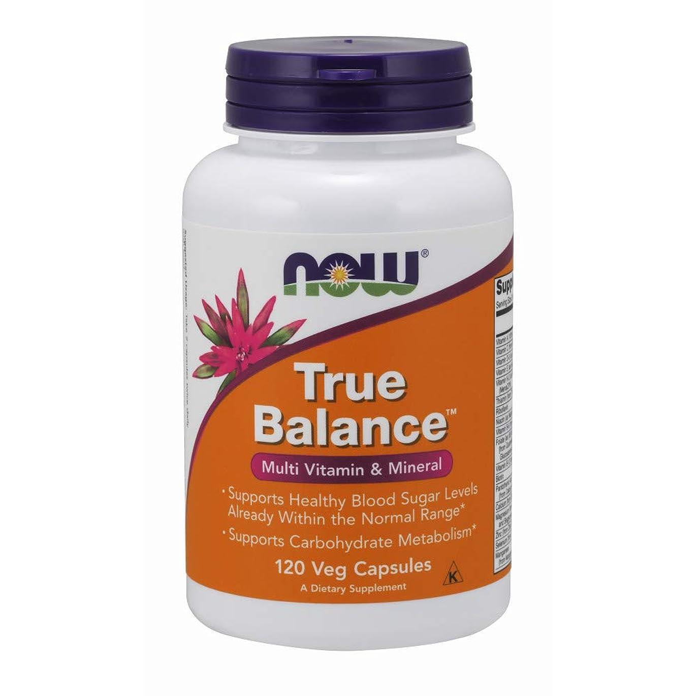 抗議酸度離れて海外直送品 Now Foods True Balance Multi, 120 Caps
