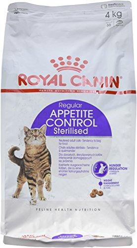 Royal Canin C-584634 Sterilised Appetite Control - 4 Kg ⭐