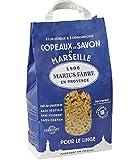 Seifenflocken aus echter Marseiller Seife