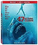 47 Meters Down: Uncaged (2019) [Blu-ray]
