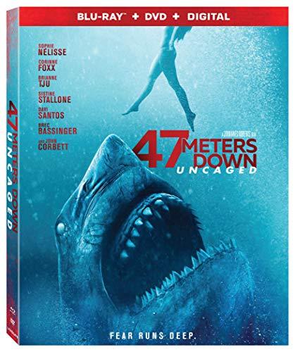 47 Meters Down: Uncaged [Blu-ray]