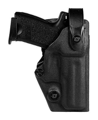 VEGA HOLSTER H&K USP Compact Polymer Case Schwarz Rechtshänder