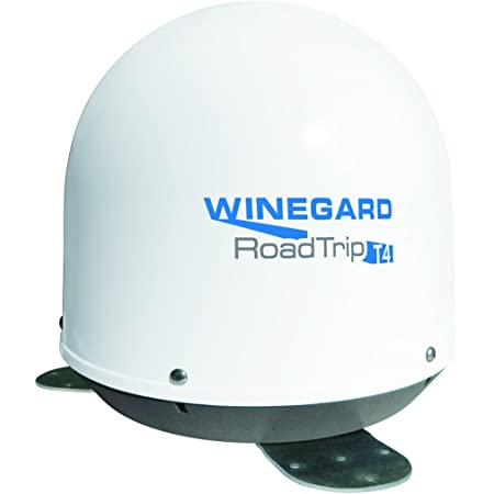 Winegard RT2000T Roadtrip T4 In-Motion RV Satellite Antenna - White