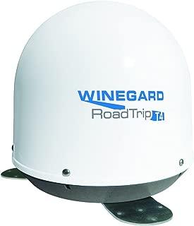 Winegard 35100 RT2000T White T4 in-Motion RV Satellite Antenna