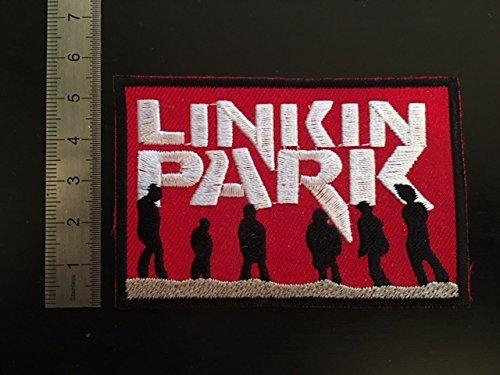 Aufnäher – Linkin Park – heißklebend