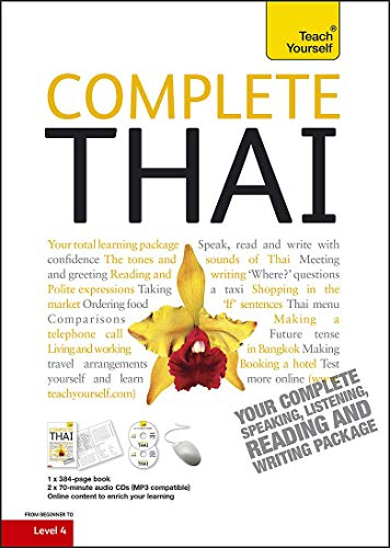 Compare Textbook Prices for Complete Thai Beginner to Intermediate Course: Learn to read, write, speak and understand a new language Teach Yourself 1 Edition ISBN 9781444101911 by Smyth, David