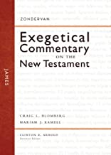 James (Zondervan Exegetical Commentary on The New Testament series Book 16)