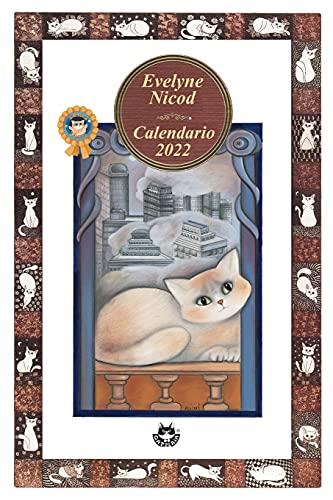 Calendario 2022: gatti, gattini. gattacci. 2022 Cat Calendar