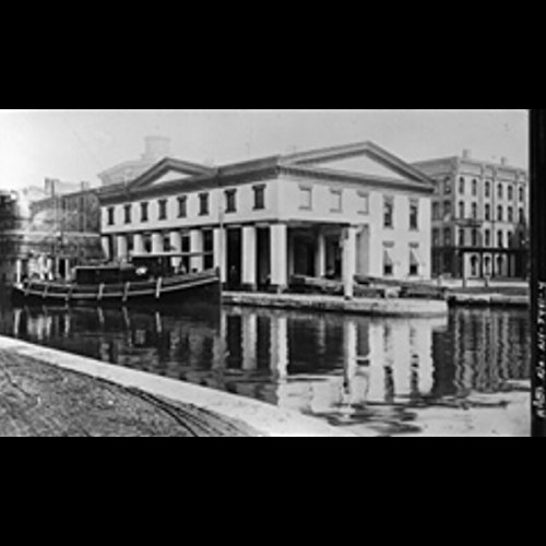 Audio Journeys: The Erie Canal Museum, Syracuse, New York audiobook cover art