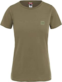 The North Face Women's S/S NEVERSTOPEXPLORING TEE Tees And T-Shirts