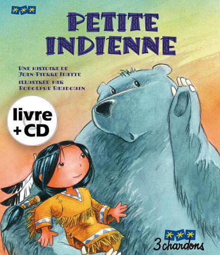 Petite Indienne (1CD audio)