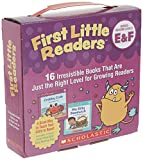 Scholastic First Little Readers Parent Pack:...
