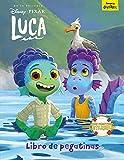 Luca. Libro de pegatinas (Disney. Luca)