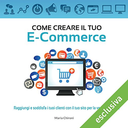 Come creare il tuo E-Commerce audiobook cover art
