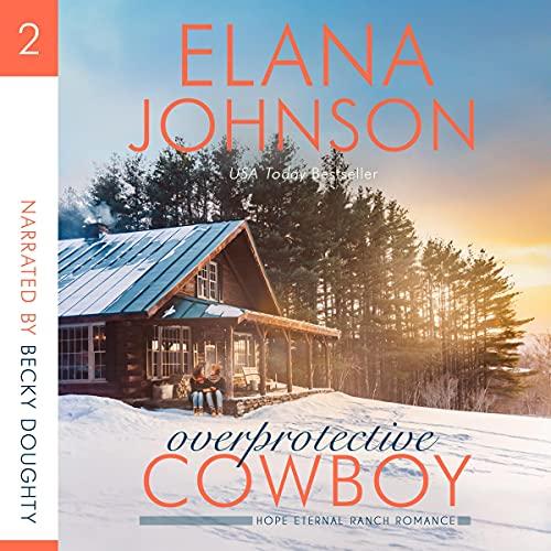 Couverture de Overprotective Cowboy