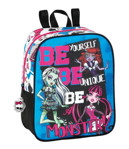 Monster High - Mochila de guardería (Safta 6 11340 232)
