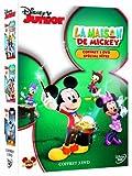 La maison de Mickey vol.3 : La fanfare de Mickey + Le train express + Indices,...