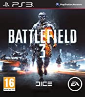 Battlefield 3 (PS3) (輸入版)