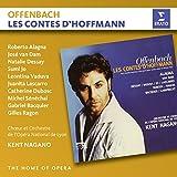 Les Contes d'Hoffman, Act 4: 'Oui, fût-ce au prix de ma vie!' (Hoffmann, Giulietta)