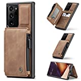 UEEBAI Case for Samsung Galaxy Note 20 Ultra 5G, Vintage PU
