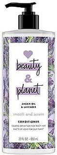 LOVE Beauty and Planet Argan Oil & Lavender Conditioner, 22 FL OZ