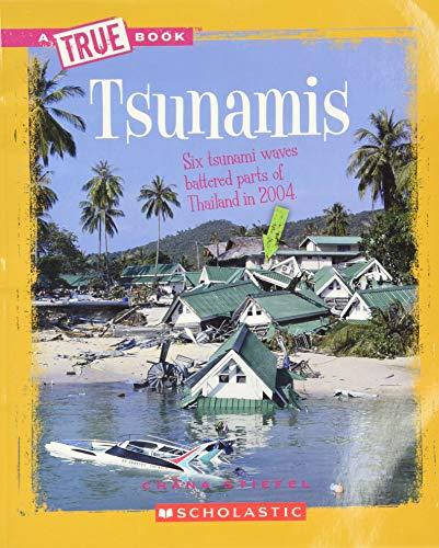 Tsunamis (A True Book: Earth Science)