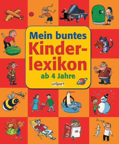 Mein buntes Kinderlexikon