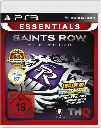 Saints Row - The Third [Importación Alemana]